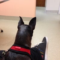 Photo taken at Park Animal Hospital by Emma R. on 4/30/2013