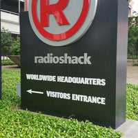 Photo taken at RadioShack Corporation by Russell A. on 4/9/2016