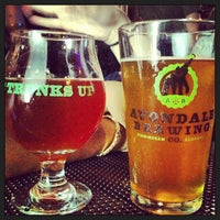 Photo taken at Avondale Brewing Company by Marcel T. on 5/11/2013