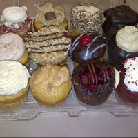 Photo taken at Just Baked by Sara E. on 10/27/2012