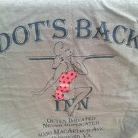 Photo taken at Dot's Back Inn by A. C. on 12/28/2012