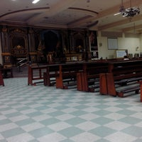 Photo taken at St. Francis of Assisi Parish Church by Paul Gerber M. on 3/28/2013