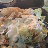 Photo taken at Moe's Southwest Grill by Chris H. on 2/19/2015