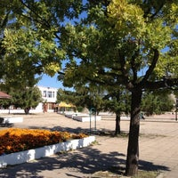 Photo taken at Нови Искър (Novi Iskar) by George M. on 9/23/2012