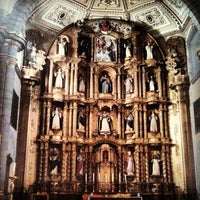 Photo taken at Templo de Santo Domingo by Charlie L. on 1/31/2013