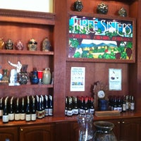 Photo taken at Three Sisters Vineyards & Winery by Shawndra R. on 6/14/2013
