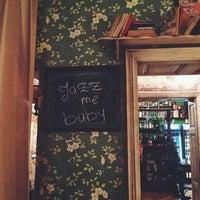 Photo taken at Propaganda Café by Maria M. on 5/6/2014