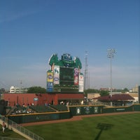Photo taken at Fifth Third Field by Nathan K. on 5/29/2013