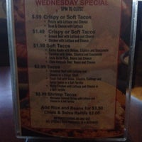 Photo taken at El Cortez Mexican Restaurant by John G. on 10/5/2013