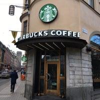 Photo taken at Starbucks by Rihards M. on 2/10/2017