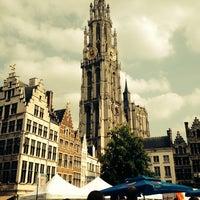 Photo taken at Aper'eau grote Markt by Bakkie09 on 5/30/2014