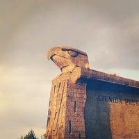 Foto tomada en Monumento Las Águilas por Carlos R. el 6/2/2013