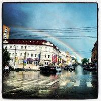 Photo taken at Podolsk by Igor on 7/19/2013