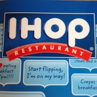 Photo taken at IHOP by Aleks B. on 7/4/2014