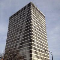 Photo taken at Five Star Bank Plaza by Joe R. on 12/4/2012