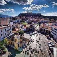 Photo taken at Greece by Yannis K. on 4/6/2014