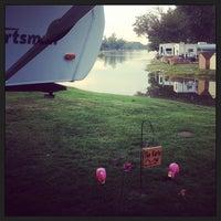 Photo taken at Yogi Bear's Jellystone Park™ at Barton Lake - Fremont IN by Jeff K. on 8/29/2013