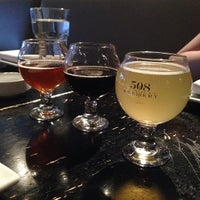 Photo taken at 508 GastroBrewery by Tyler B. on 6/2/2014