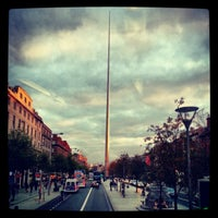 Photo taken at The Spire of Dublin by David Ř. on 10/26/2012