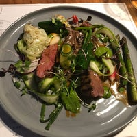 Photo taken at Baroza - Restaurant & bistro by David Ř. on 4/27/2017