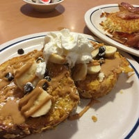 Photo taken at IHOP by 👑 JoAnne R. on 2/17/2016