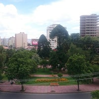 Photo taken at Los Tiempos by Fabiola C. on 1/1/2016