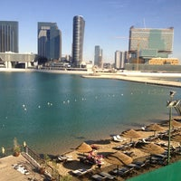 Photo taken at Le Méridien Abu Dhabi by Irochka ☀ S. on 1/2/2013