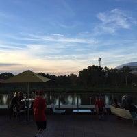 Photo taken at Regattas Bistro by Jun L. on 5/25/2014