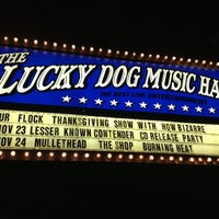 Photo taken at The Cove Music Hall by Tyler on 11/24/2012