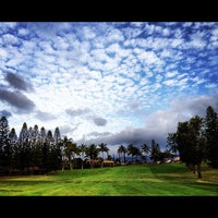 Photo taken at Pukalani Country Club by R B. on 10/2/2012