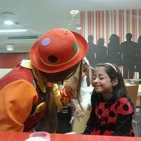 Photo taken at McDonald's by Burak Mukaddes Ş. on 12/8/2012