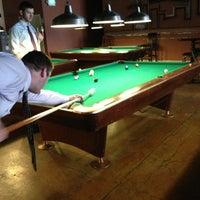 Photo taken at Tarantula Billiards by Mark D. on 1/6/2013