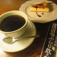 Photo taken at Cafe Roi by こんぶ 酒. on 10/7/2017
