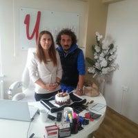 Photo taken at Yorum Ajans by Mehmet A. on 9/20/2014