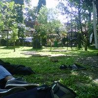 Photo taken at SMA Negeri 8 Malang by Naufal H. on 7/18/2013