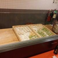 Photo taken at Dumpling Man by Rami M. on 12/6/2014