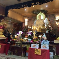 Photo taken at Vietnam Buddhist Center by Thao N. on 1/31/2014