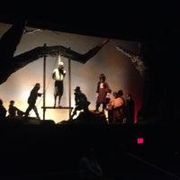 Photo taken at Salem Witch Museum by Diana V. on 10/21/2012