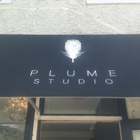 Photo taken at Plume Studio by Brent F. on 6/15/2013