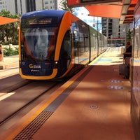 Photo taken at Surfers Paradise North Station by Don B on 3/26/2015