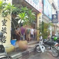 Photo taken at Nasi Ganja Yong Suan by Syiraa Z. on 3/17/2013