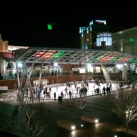 Photo taken at Silver Spring Ice Rink at Veterans Plaza by Silver Spring Ice Rink at Veterans Plaza on 3/10/2016