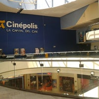 Photo taken at Cinépolis by Sandy C. on 6/11/2013