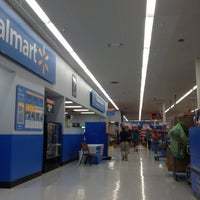 Photo taken at Walmart Supercenter by ⚡Stormy📷Skys⚡ on 10/1/2012