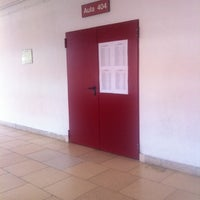 Photo taken at Facultad de Derecho (UCM) by Francisco Jose F. on 9/27/2014