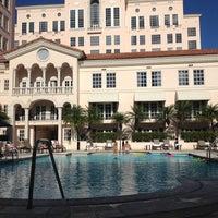 Photo taken at Hyatt Regency Coral Gables by Jonathan G. on 3/31/2013