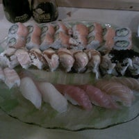 Photo taken at Tokyo Hibachi Express by Tommy S. on 12/16/2012