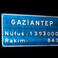 Photo taken at Gaziantep by Alex'enda on 2/3/2013