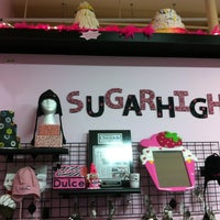 Photo taken at SugarHigh Bakery by Kevin O. on 11/30/2012