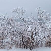 Photo taken at Levis Trow Mountain Bike Trail by Kaye on 2/13/2014